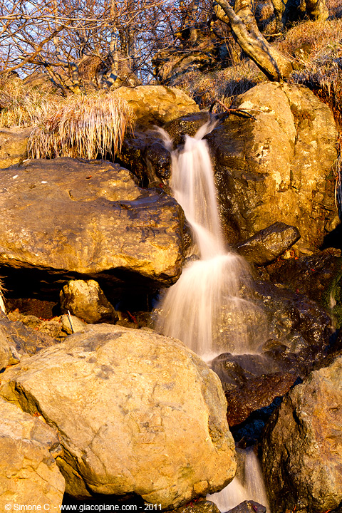 Cascata d'acqua - (waterfall)